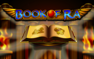 logo book of ra