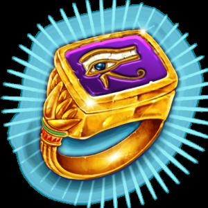 l'anello del faraone